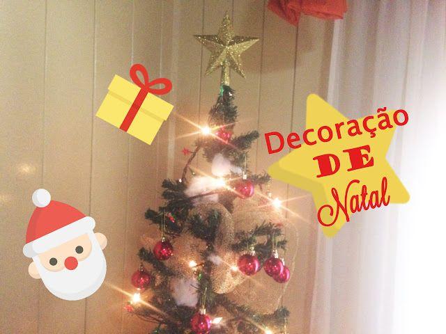 On & Off | Julia Coninck: Minha Decoração de Natal