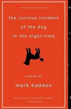 The Curious Incident of the dog in the Night-Time. markhaddon