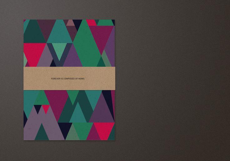 Wedding Invitation Geometric Pattern | zazdesign graphic lab