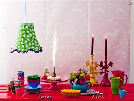 Rice, Assietter, Melamin, 6-pack, Ljusa färger, 20 cm Tallrikar Äta och dricka Inredning på nätet hos Lekmer.se