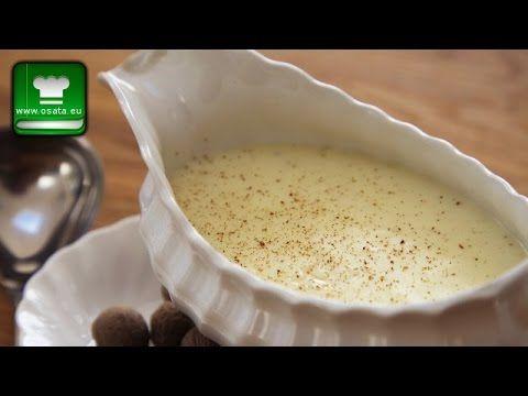 Сос Бешамел избрана рецепта от Osata eu - YouTube