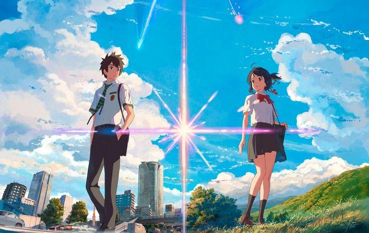 Le site officiel du nouveau film de Makoto Shinkai, KIMI NO NA WA dévoile aujourd'hui 3 nouvelles petites bandes annonces. Toutes les trois présentées avec la chanson ZEN ZEN ZENSEde Radwimps. Le film sort le 26 août sur les écrans japonais. Qui aime bien châtie bien : les deux dernières réalisations de Makoto Shinkai nous …