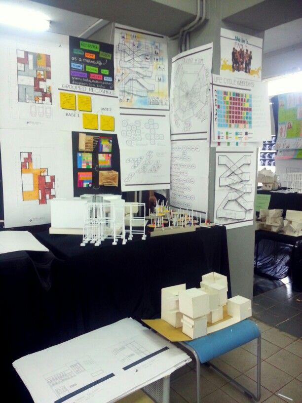 perancangan arsitektur 2 project 2 dwelling home internal presentation