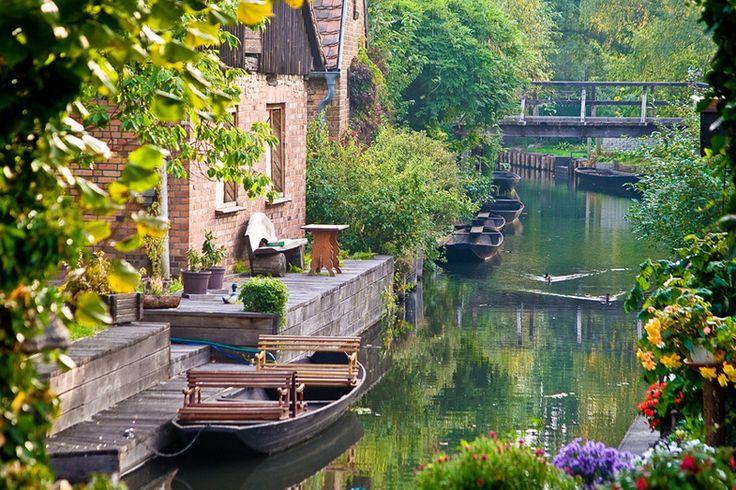 Spreewald, Germany
