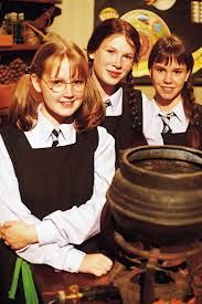 The Worst Witch- I really wanted to go to Miss Cackle's Academy.  I miss this show.
