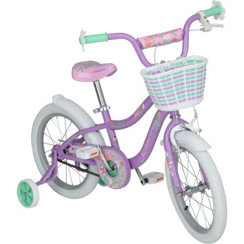 Schwinn Girls' Jasmine 16 in SmartStart Bicycle – Girl's Bikes at Academ…