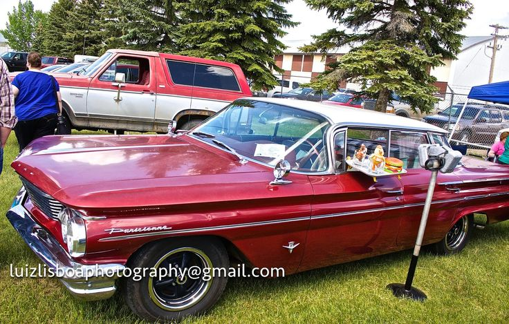 On Sunday, June 15, 2014 the Iron Runners Auto Club and the Vegreville Agricultural Society hosted their 23rd Annual Fathers' Day Event. Car Show