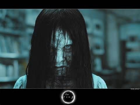 Does this give you nightmares.Its from the movie the ring