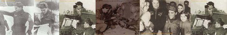 Anfang Februar 1960 war Panzerspäher Elvis Presley auf Manöver in der Oberpfalz und landete dabei in dem beschaulichen Örtchen Hirschau, wo er zufällig auf den Lokalreporter Sepp (Josef Andreas) Müller traf.    Die bei dieser Gelegenheit von Sepp Müller gemachten Fotos, die Elvis mit jungen Fans im Hirschauer Gasthaus Goldenes Lamm zeigen, waren im Sommer 2012 in der sehenswerten Ausstellu ...