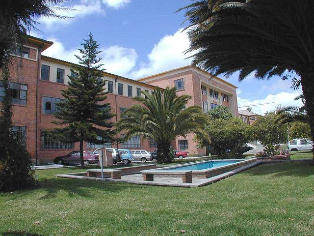 universidad lasalle     la floresta bogota colombia | Recent Photos The Commons Getty Collection Galleries World Map App ...