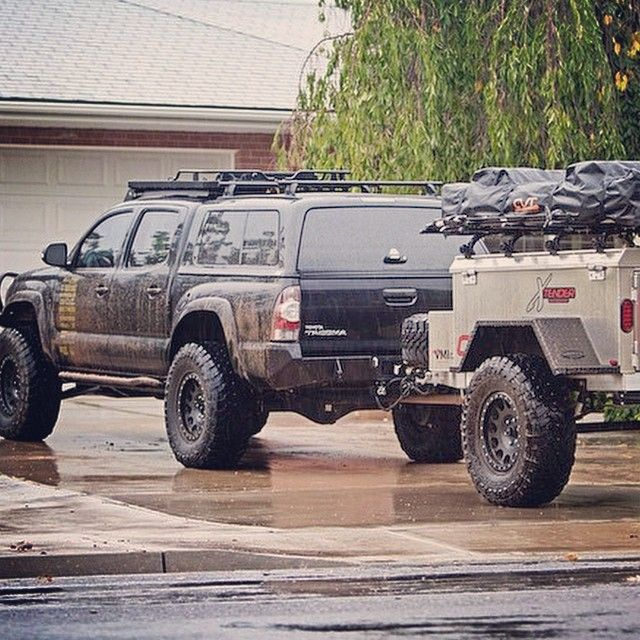 Some trucks just have it and the  Tacoma is one of them. Love it!
