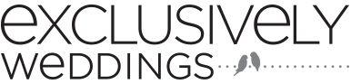 Exclusively Weddings Logo