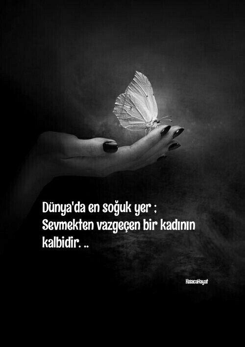 ✔Dünyada ən soyuq yer ; Sevməkdən imtina edən bir qadının qəlbidir...