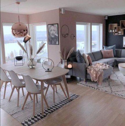 70  Ideen für DIY Küche Wohnung Dekor Esszimmer
