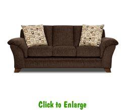 Amazing Jensen Espresso Sofa By Corinthian At Furniture Warehouse | The $399 Sofa  Store | Nashville,