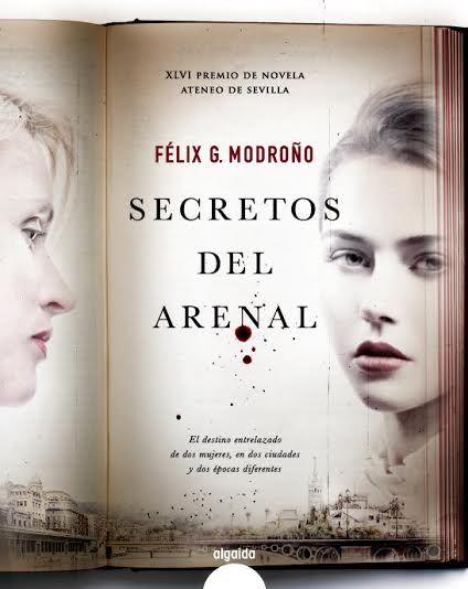 """""""Secretos del Arenal"""" de Félix Modroño : Libros que voy leyendo"""