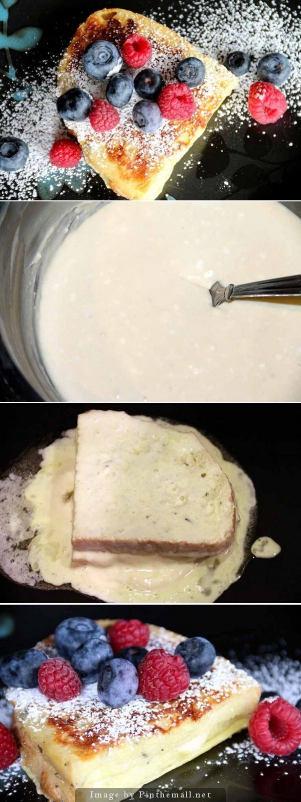 Cheesecake French Toast