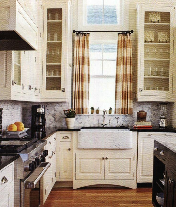 Kitchen Window Covering Ideas: 17 Best Ideas About Modern Kitchen Curtains On Pinterest