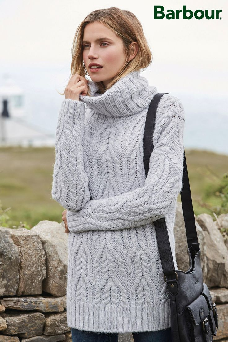 Buy Barbour® Glacier Aletsch Knit from the Next UK online shop