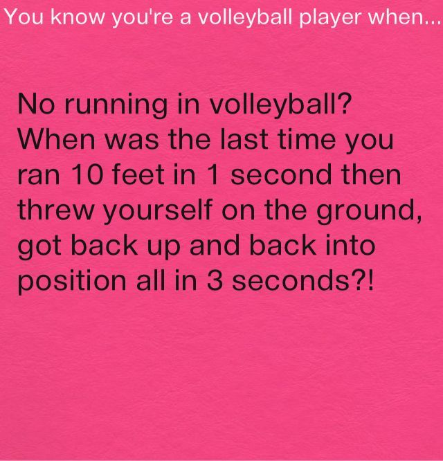Volleyball Pictures And Quotes: Yes! Volleyball Sayings