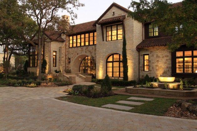 Traditional Home Exterior Design