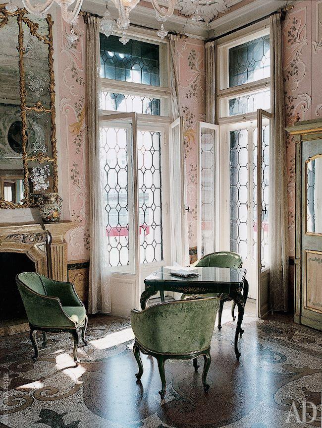 Inspiring & Dreamy   dustjacketattic:   bauer palazzo, venice