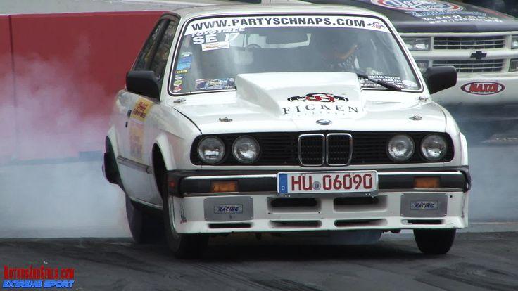 Gerd Habermann - Street Eliminator Winner 2013 - Public Race Days 2013