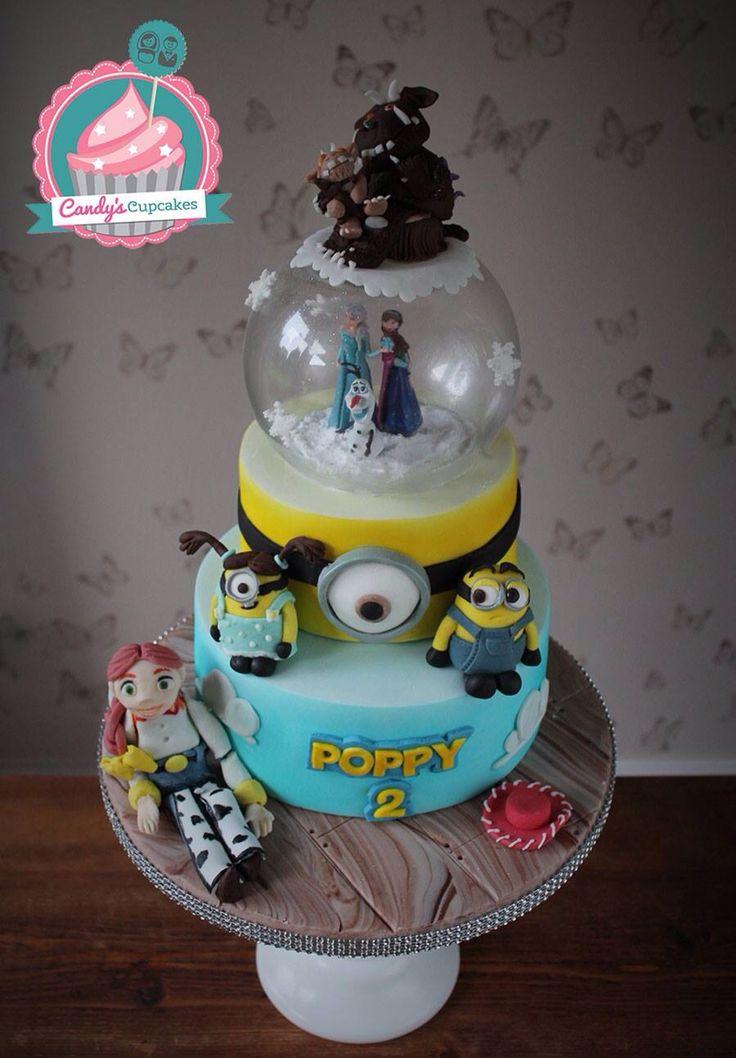 481 Best Candys Cupcakes Work Images On Pinterest