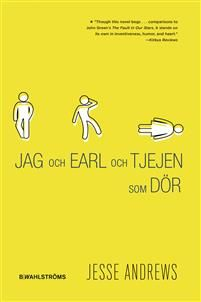 http://www.adlibris.com/se/organisationer/product.aspx?isbn=9132166958 | Titel: Jag och Earl och tjejen som dör - Författare: Jesse Andrews - ISBN: 9132166958 - Pris: 49 kr