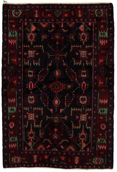Zanjan - Hamadan Tappeto Persiano 200x130