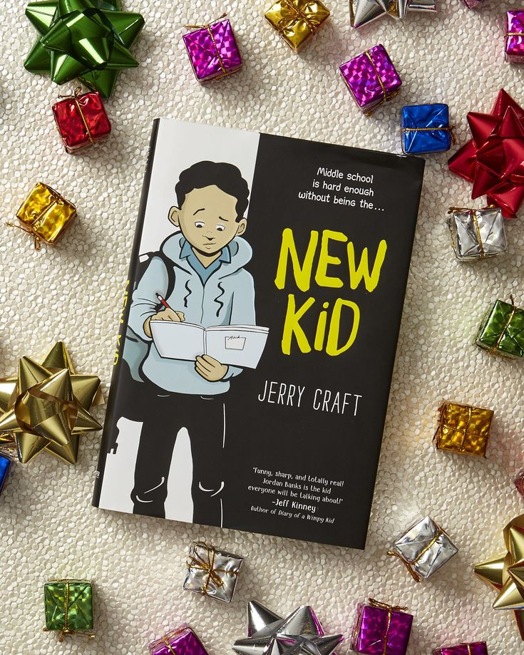 12++ New kid by jerry craft information
