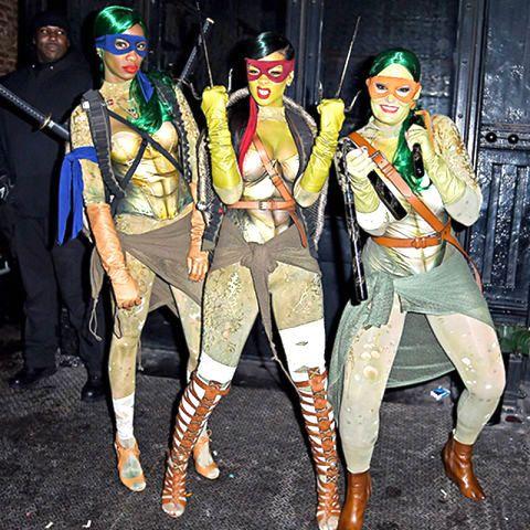 Rihanna-as-a-Teenage-Mutant-Ninja-Turtle