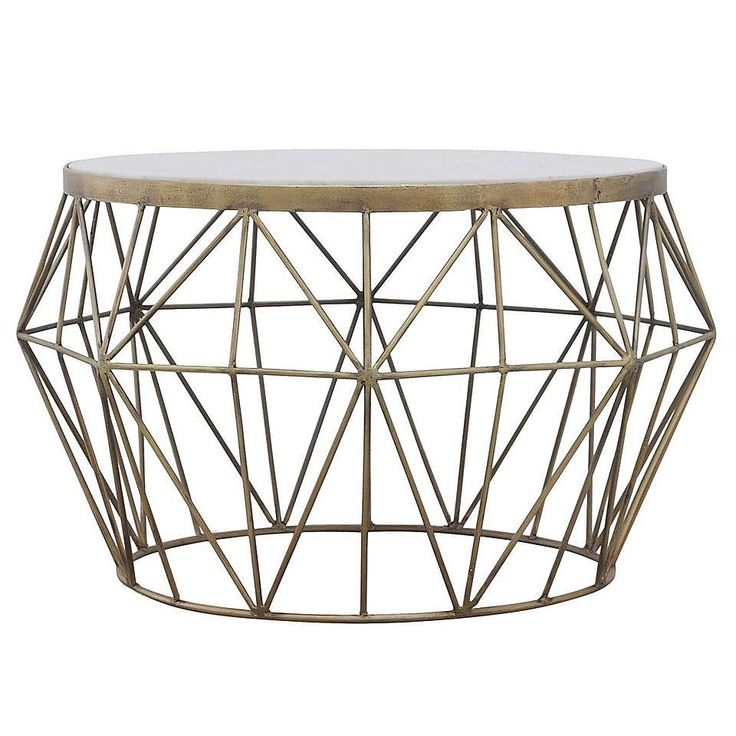 Marble Coffee Table Dunelm