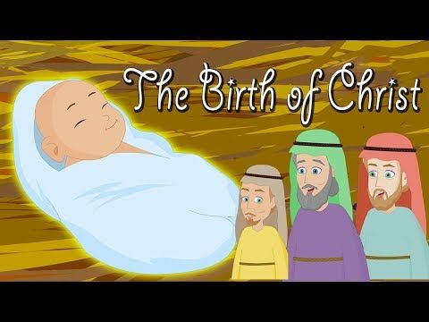 The Birth of Jesus Christ | Christmas Story for Kids | Holy Tales Bible Stories | Nativity of Jesus - YouTube