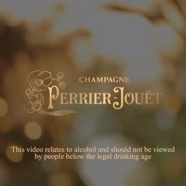 The white couture gown envelopes Eniko in Art Nouveau  curves. #perrierjouet  http://www.perrier-jouet.com/enchanted-nature Please Drink Responsibly