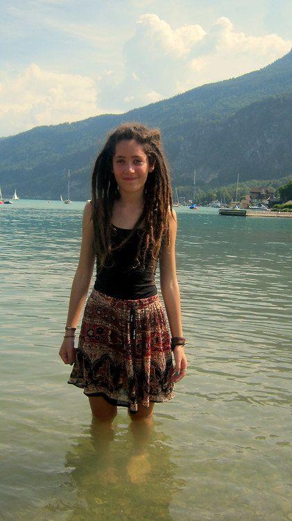 tribal boho skirt