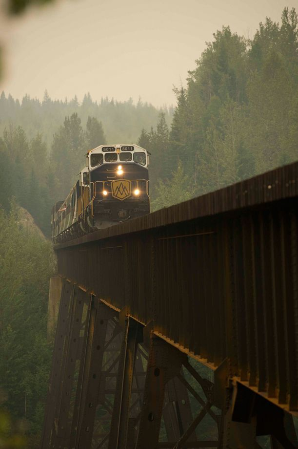 A scenic train ride in Canada? Yes you can. Read about Train Travel: My Ride on the Rocky Mountaineer.
