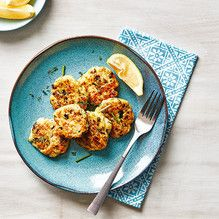 Tupperware - Dill & Chive Fish Cakes