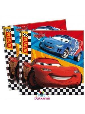 Cars RSN Peçete (20 adet)