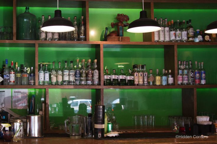 Mezcal galore in Coyoacán! Try the one infused with turkey breast, our favorite!