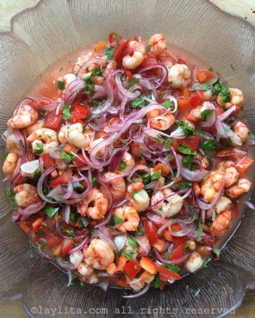 Best 25+ Shrimp Ceviche Ideas On Pinterest