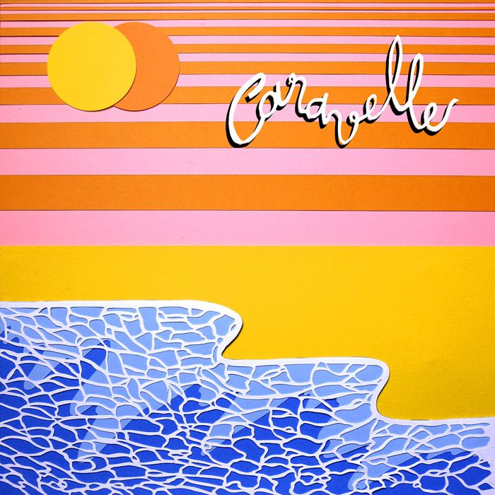 Caravelle, Polo&Pan, Caroline Records