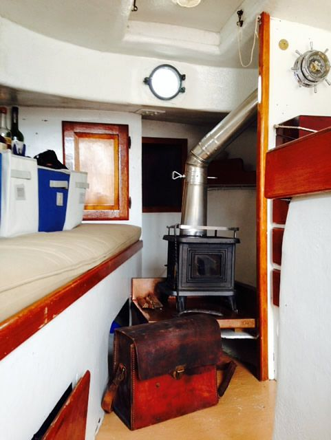 Marine Stoves Are Perfect For Small Spaces Be It A Boat