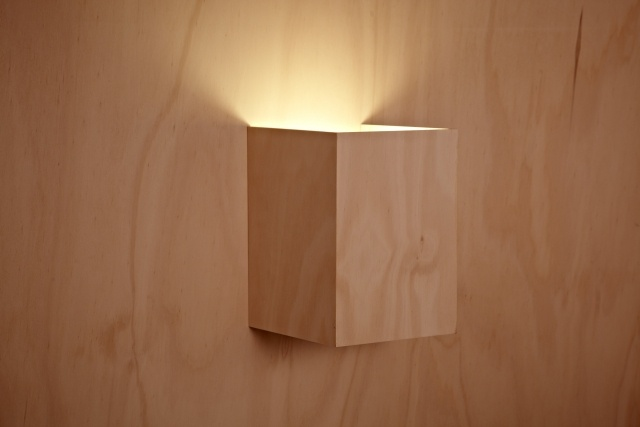FORM LAMP by Jess Hynd - exhibiting in MADE II at Spiro Grace Art Rooms, 19 Oct - 17 Nov, 2012