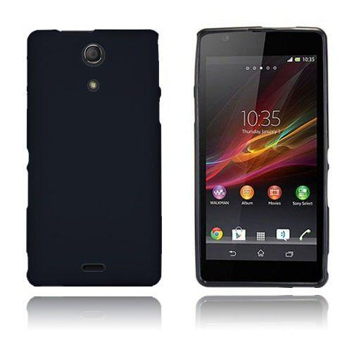 Alpha (Black) Sony Xperia ZR Cover