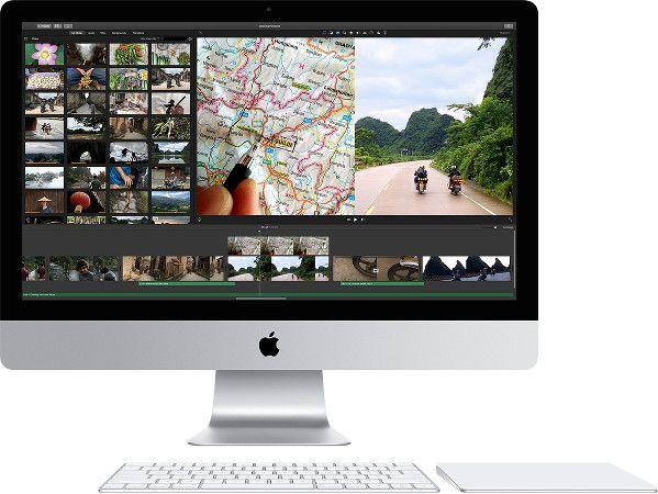 Sabías que Nuevo iMac 4K de 21.5 pulgadas, teclados y ratones, Apple presume de pantallas y accesorios
