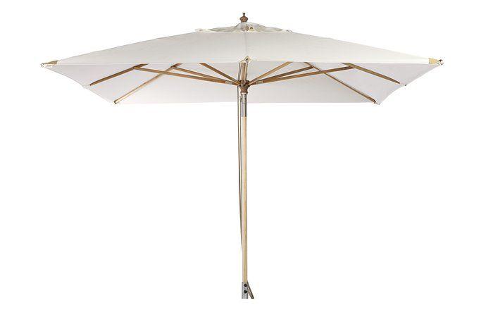 Parasol ogrodowy CANESS  300x300 cm czarny