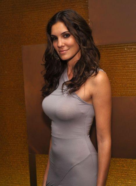 Near-Nude Daniela Ruah - Hot Pics, Photos and Images