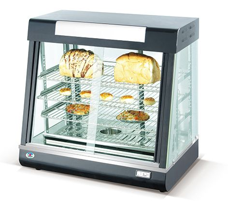 New Food Warming Showcase/Display Case(With Light Box),CE, ROHS, View glass food warmer display showcase, Flamemax Product Details from Foshan Nanhai Flamemax Catering Equipment Co., Ltd. on Alibaba.com
