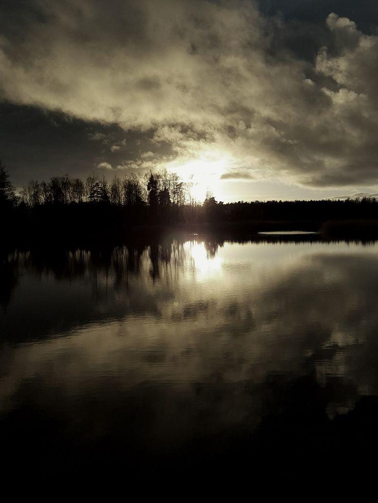Meri, oma ranta, seascape, private beach, summer, finnish summer